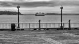 Ferry in Seattle