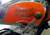 MAS Italian Motorcycle 1920-1956