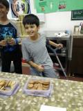 School bake sale