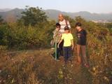Bird walk with friends
