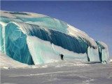 Frozen Tsunami Wave (NOT!)