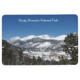 Rocky Mountain National Park floor mat