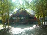Restaurant at Cat Tien