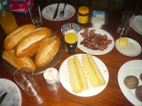 Breakfast at Dalat