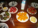 Part of breakfast at Dalat