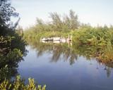 Boat Dock at Lab