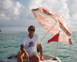 Me in boat