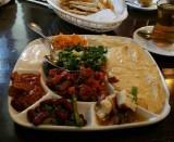 Maza Plate for Helen