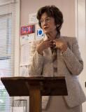 P9220028 North Carolina Secretary of State, Elaine Marshall
