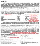 Recipe for Bread Machine Bialies - Dust off your bread machine!