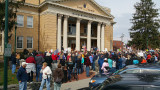 Huge turnout at March for Our Lives in Hendersonville, North Carolina