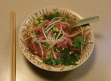 Instant Pot Pho a la Andrea Nguyen (hers was for a pressure cooker)