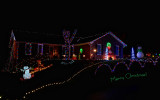 A Neighbor Went All Out for Christmas