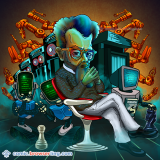 Famous Computer Scientist Cartoons