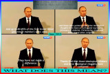 Putin On BolsheZio... Whateverists.