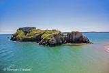 St Catherine's Island - Tenby