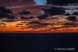 Sunset from Tel Aviv