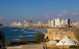 Tel Aviv as seen from Jaffa