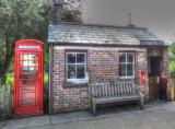 Blaenwaum Post Office.