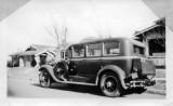 Our 1929 Auburn Rear View