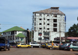 Construction in Conakry