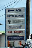 Metal Guinée, Conakry