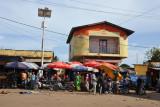 Roadside Conakry, Guinea