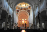 Interior, Conakry Cathedral