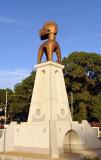 Nimba monument, Conakry