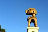 Nimba, a divinity of fertility and abundance