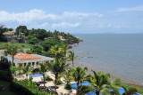 View from the Sheraton Grand, Conakry
