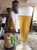 Cold beer in Conakry