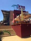 Prima Center, a new shopping mall in Conakry