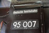 DRG Class 95 Locomotive 1923 - Deutsche Reichsbahn 95 007