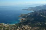North shore of Corsica