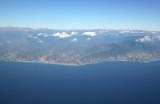 Italian Riviera from Ventimiglia to San Remo