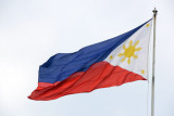 Flag of the Philippines, Subic Bay