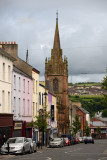 Carlisle Road and the Methodist Church