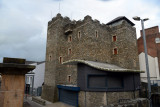 The Tower Museum, the northeast corner of the old city walls