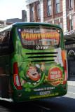 Paddy Wagon Tour Bus