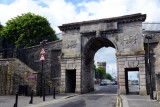 Bishop's Gate, the original replaced with this Triumphal Arch in 1789