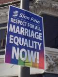 Sinn Féin for Marriage Equality in 2017