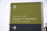 Northern Ireland's most famous natural wonder, Giant's Causeway