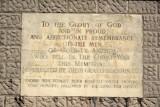 Knockagh Monument, Co. Antrim War Memorial, Carrickfergus