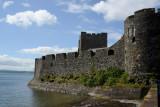 Carrickfergus Castle was captured by King John of England in 1210