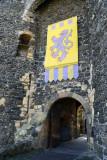 Gate to Carrickfergus Castle