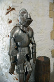 Suit if armor, Carrickfergus Castle