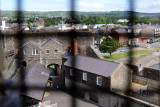 View of the Outer Ward from the Keep, Carrickfergus Castle