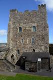 Keep and the Inner Ward, Carrickfergus Castle