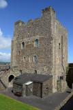 Keep, Carrickfergus Castle